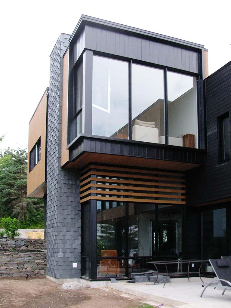 Maison Moderne Quebec. Finest Maison Moderne Une Maison De Reve Au ...